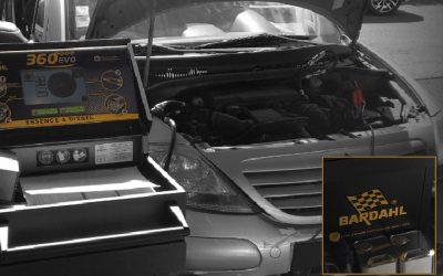 Eco-nettoyage de moteur Bardahl